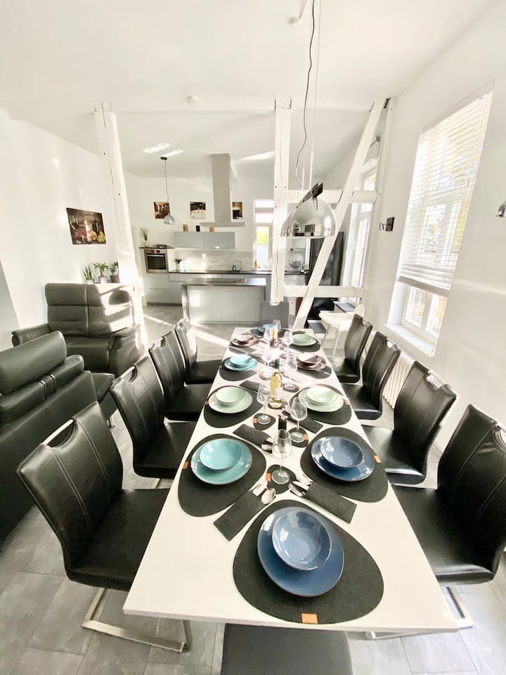 300 qm Ferienwohnung Rosentor in Goslar Zentrum