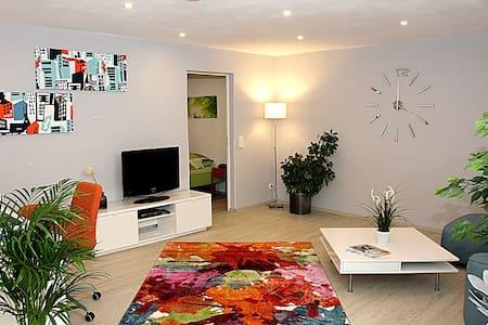 Modern ausgestattetes, ruhig gelegenes Apartment - Ransbach-Baumbach