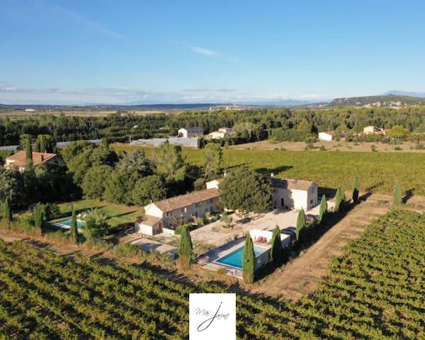 L'Espigaou - Mas au coeur des vignes