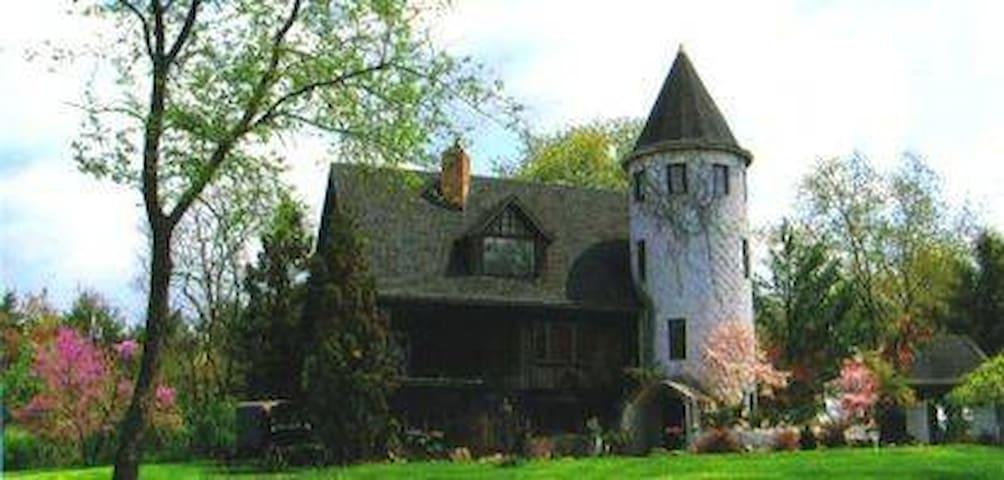 Castle Creek's Lavender Farm
