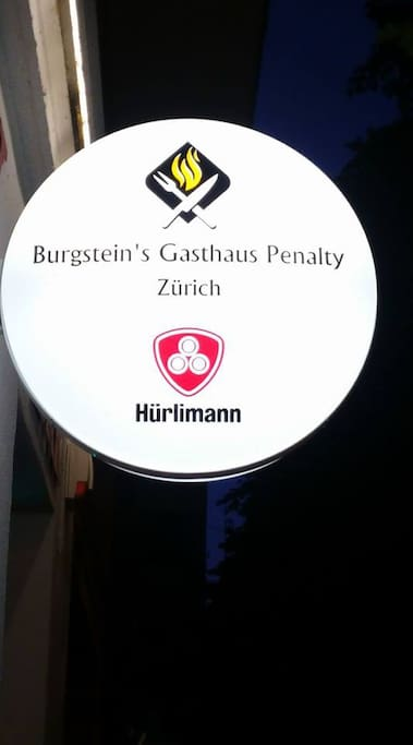 Im Gasthaus Penalty