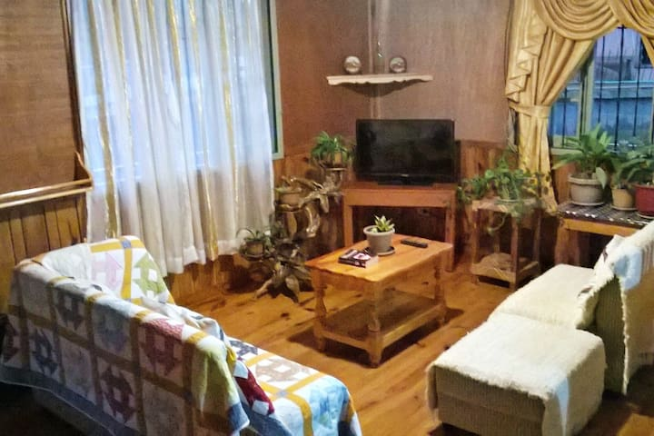 The Rustic Pad - Sagada - Appartement