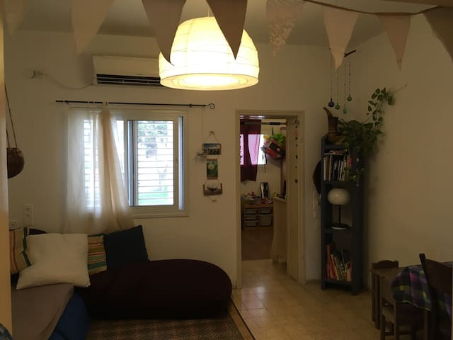 Nice and cozy apartment in Dafna, Upper Galilee - Dafna - Daire