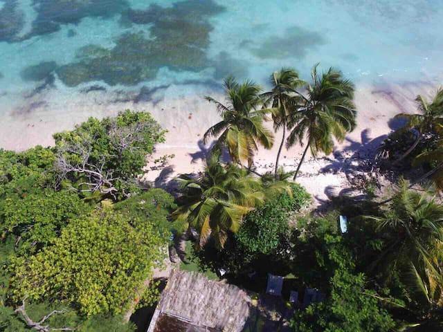 Villa Chez Bonny plage privée