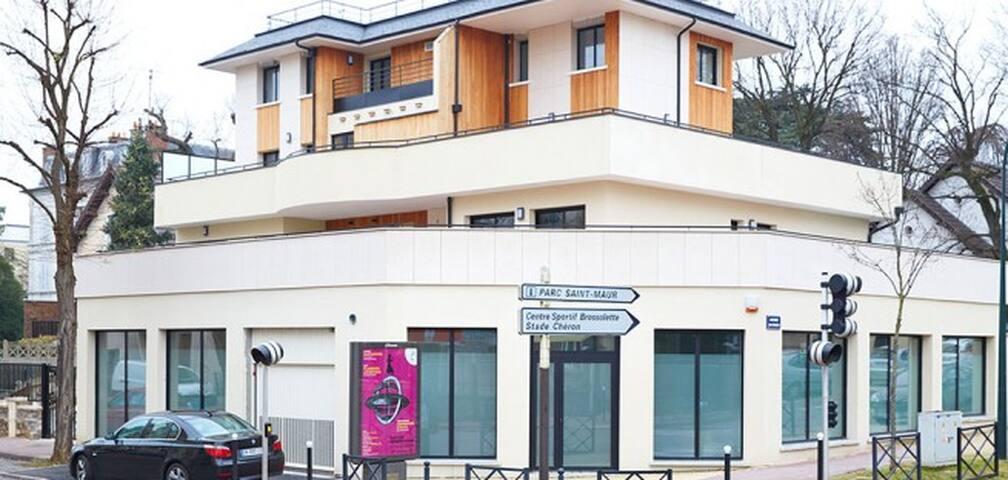 Saint maur de fossés- Appartement NEUF - Paris - Saint-Maur-des-Fossés - Appartement