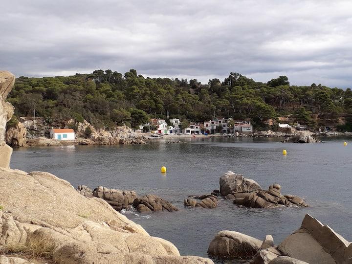 Appartement avec vue sur la baie de Palamos