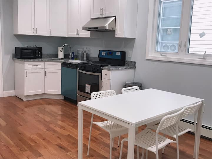  304-306  3 Bedrooms Apt/Close to T and Beach