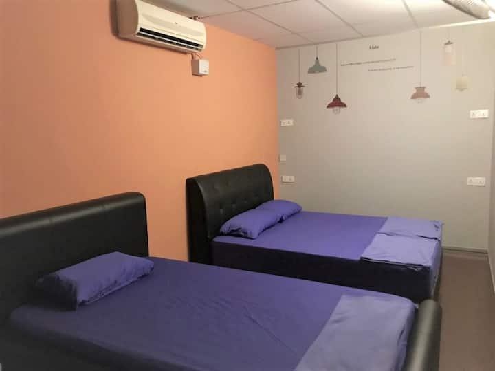 4 pax bedroom in Stay @ TwoNine4 Georgetown