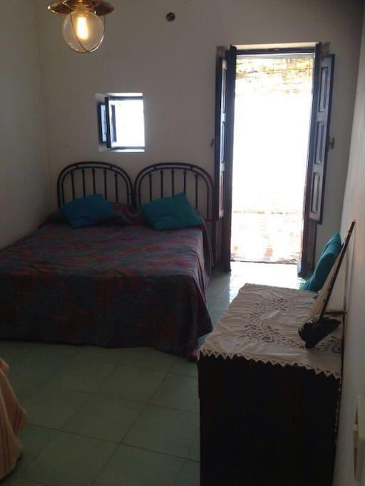 La stanza da letto di Angy