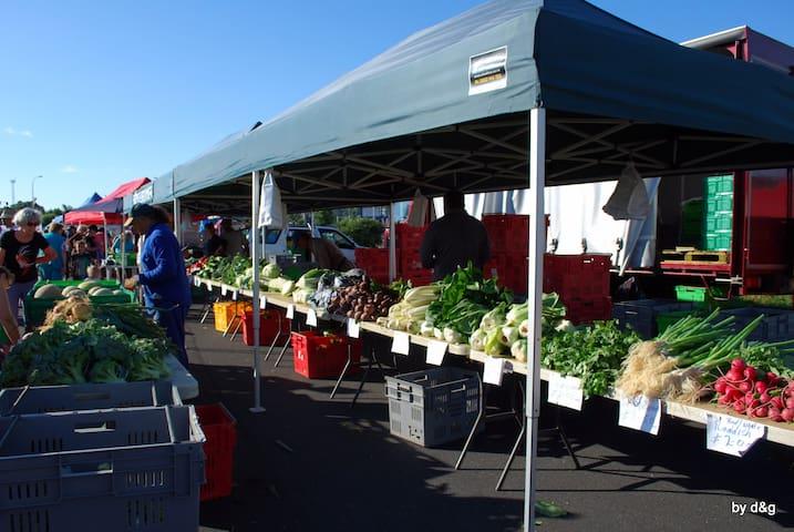 Whangarei Produce Markets