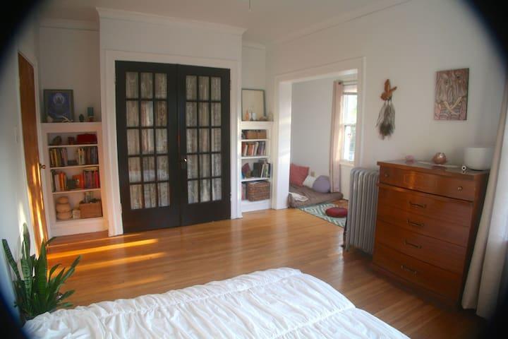 Chicago, Lakeside Cozy and Peaceful 1br Apartment - Chicago - Apartamento