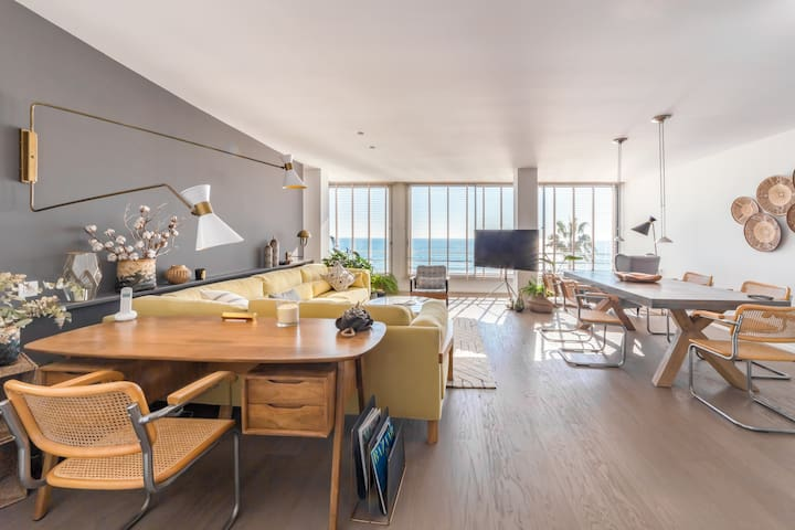 Amazing first line apartment with unbeatable views