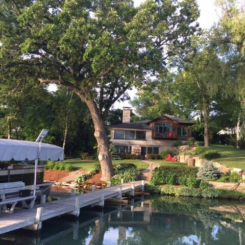 2017 US Open_Erin Hills Lake House Retreat - Hartford - Dom
