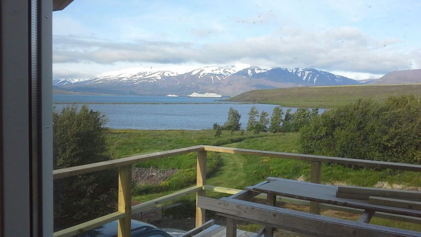 Your base in Northern Iceland - Akureyri