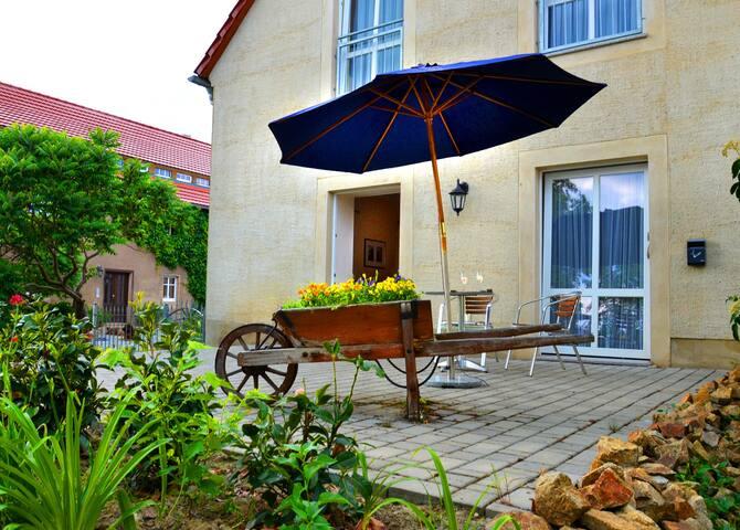 Weichaer Hof (Fewo 4) - Weißenberg - Apto. en complejo residencial