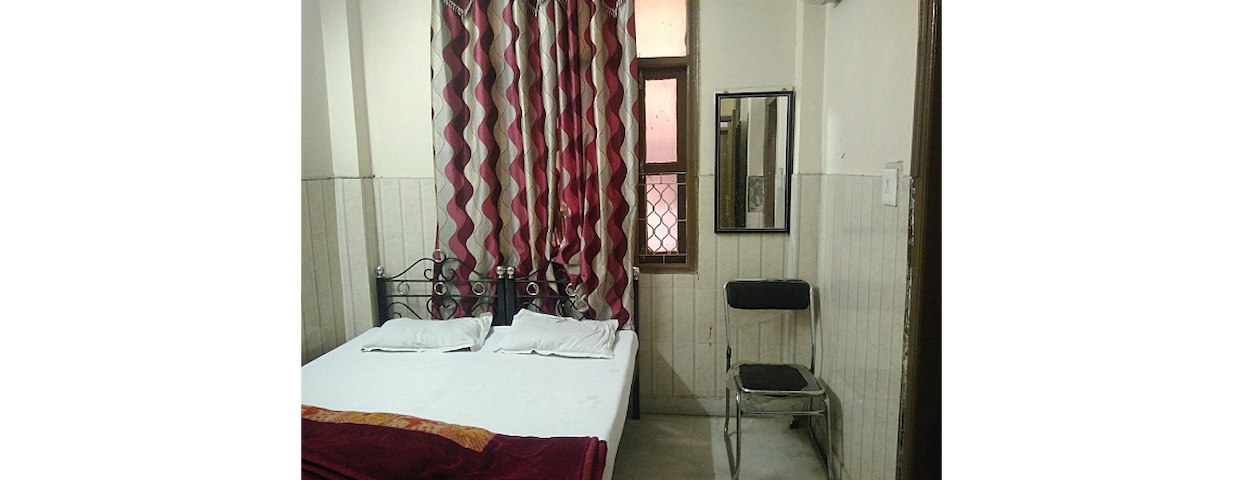 Safe and Cozy Stay in Chandni Chowk - New Delhi - Guesthouse