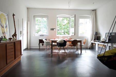 Artist's loft in Schanzenviertel - Hamburg - Loft