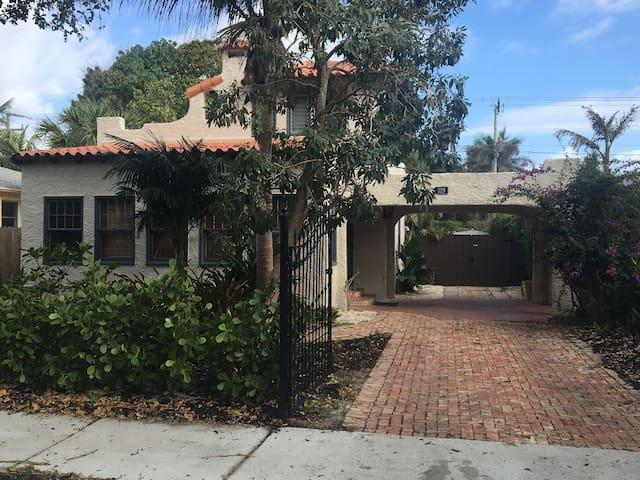 Northwood - Palm Beach Historic