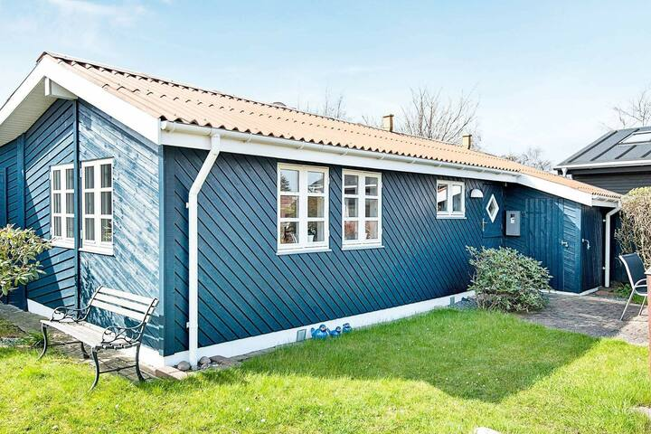 Rustic Holiday Home in Juelsminde with Garden