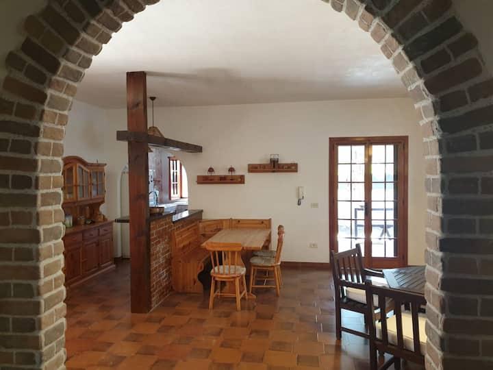 Villa al mare Montedarena Litoranea Salentina