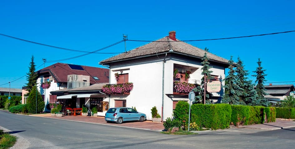 Rooms Ozalj - Jaškovo - Penzion (B&B)