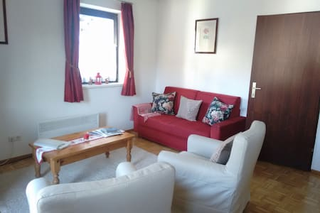 Quiet location - close to bus/train station