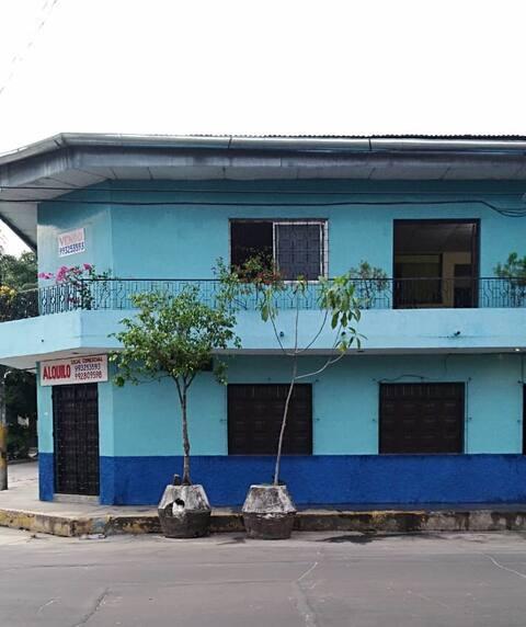 Bijao house