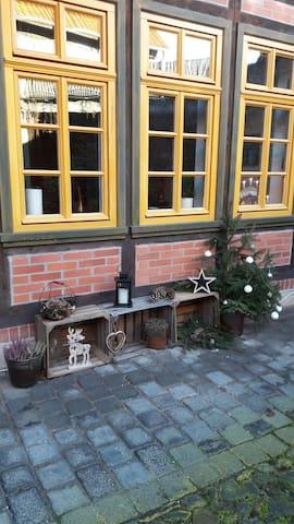 Schicke Wohnung im Harz - Derenburg - Apartemen