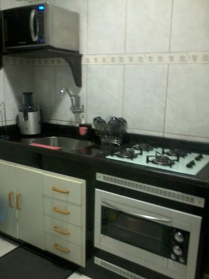 Apartamento Mobiliado em Irajá - RJ