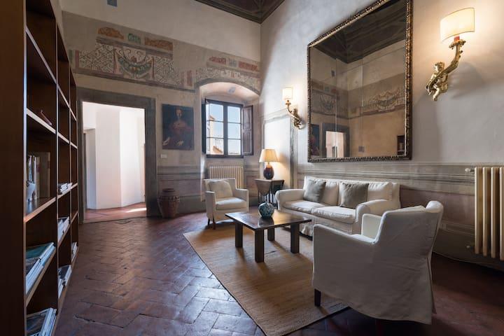 Appartamento in borgo medievale a 7 km da Firenze - Calenzano - Byt