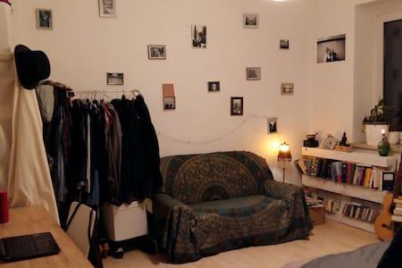 Gemuetliche Wohnung in Berlin - Berlin - Leilighet