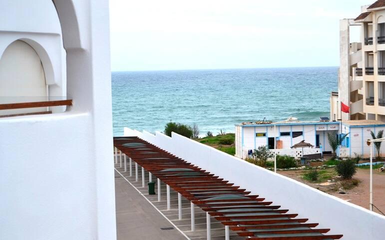 Ferienwohnung/App. für 6 Gäste mit 80m² in Avenue Tetouan, route de ceuta Mdiq (117354)