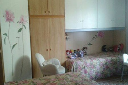 camera viola - Porcari - Rumah