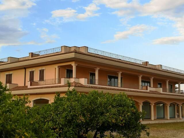 Magna Grecia Appartamenti-casa vacanza con veranda