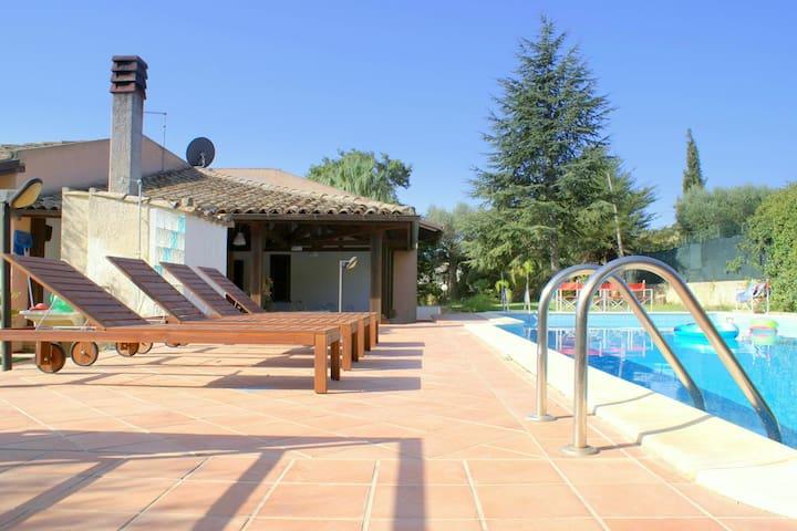 Villa de lujo en Caltagirone, Italia con piscina privada