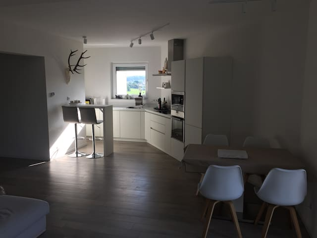 Luxury apartment next to Luxembourg city