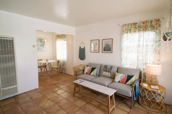 Mid Century Modern Cottage