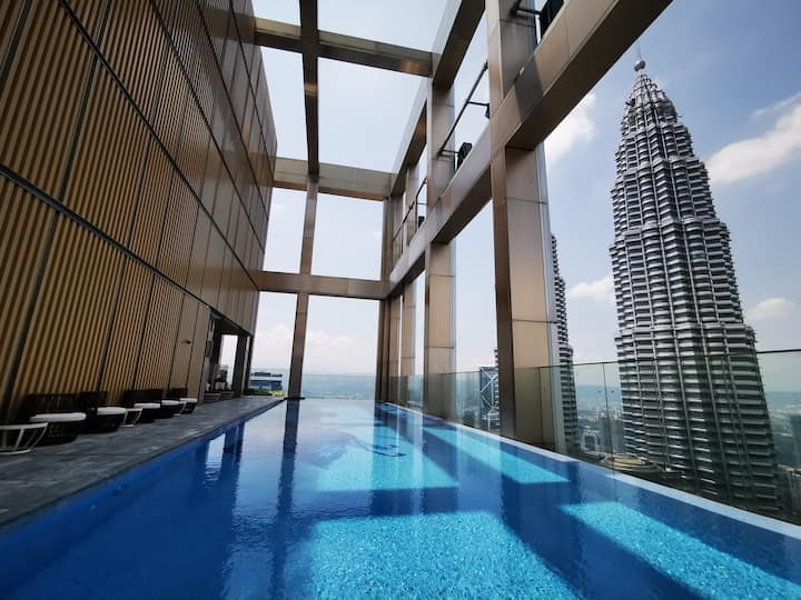 1 BR Luxurious Suite KLCC @ Heart Of Kuala Lumpur