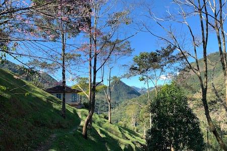 Macaé de Cima Home with a View