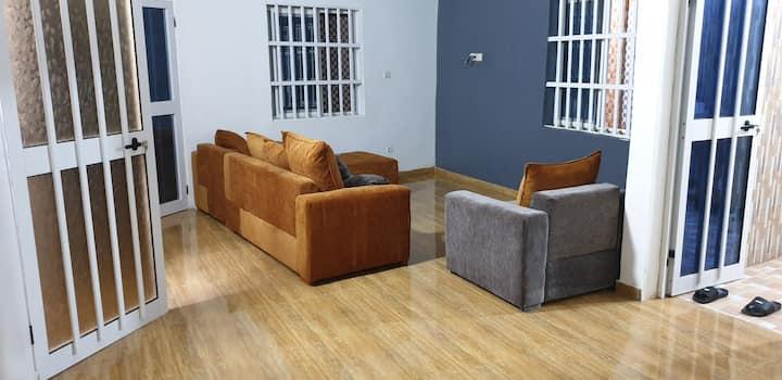 Chambre privée dans un milieu calme à Lomé-Togo