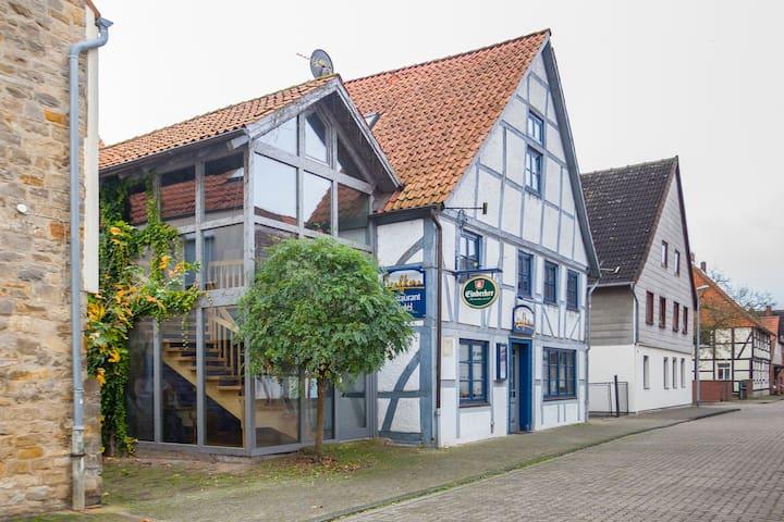 Kaminhaus mit 5 Schlafzimmern