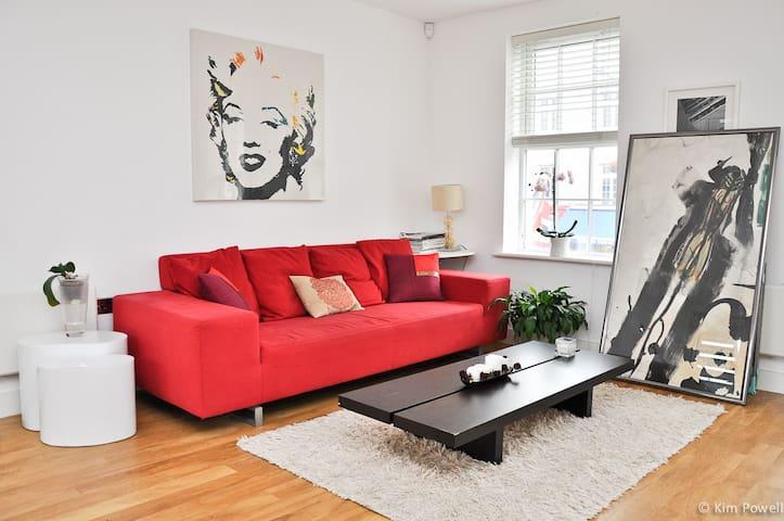 Central London luxury flat (Camden Town) - London - Apartment