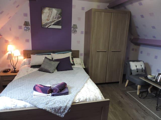 chambres d'hotes la Maison neuve 50 - Saint-Loup - Bed & Breakfast