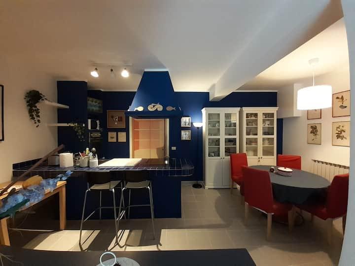 Camera doppia con bagno in camera a Colleverde II