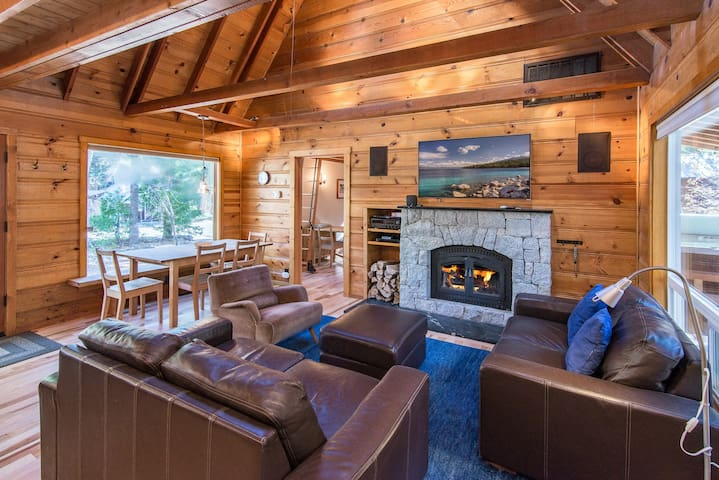 Tahoe Cabin For Year-Round Fun