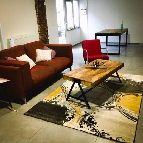 Belle chambre dans un très bel appartement (1)