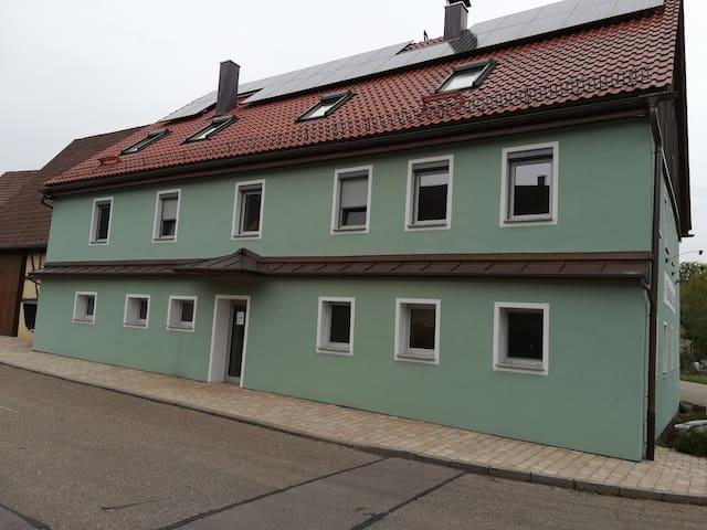 Gasthaus Lamm Wohnung DG links
