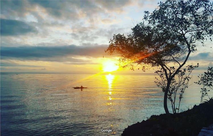 Meili Beach Resort - Bungalow A