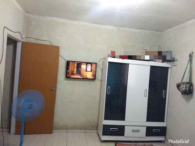 Quarto com TV