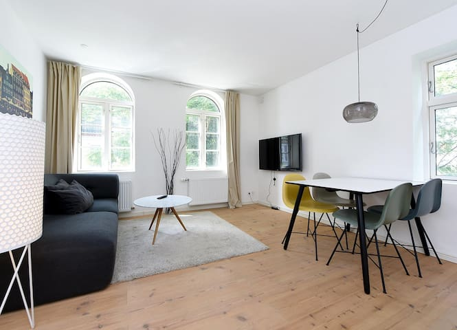 Cozy 2-room appartment in the heart of Aarhus C